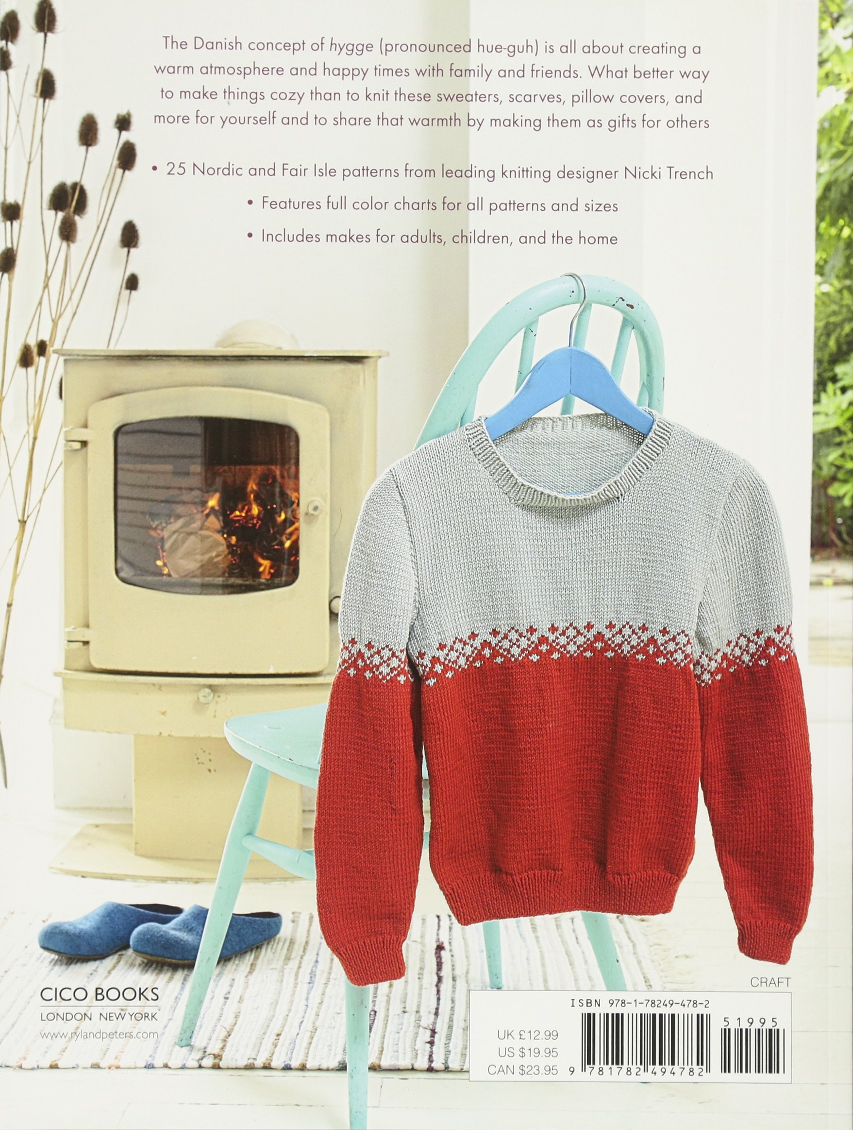 ea83eb8418a7b Hygge Knits  Nordic and Fair Isle sweaters