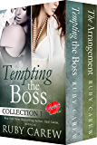 Tempting the Boss, Collection 1: An Erotic Office Story (Tempting the Boss Collection)