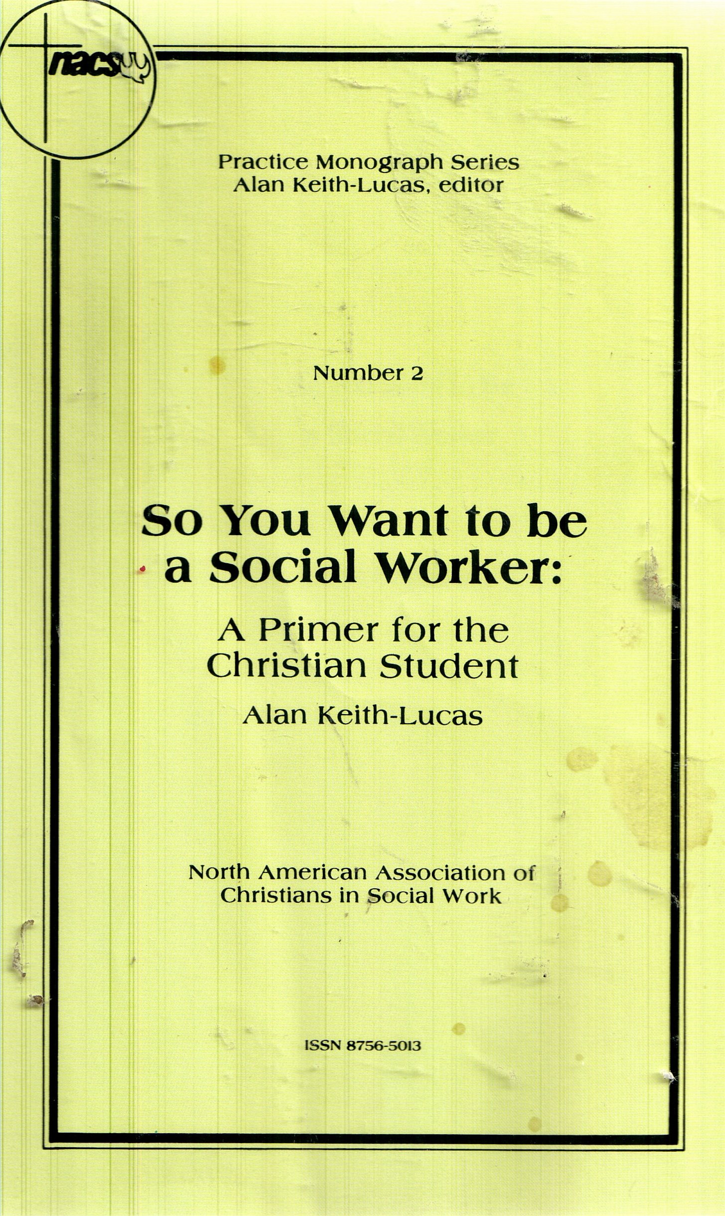 i want to be a social worker because