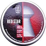 BSA Red Star .22 5.5mm 250 Heavy Domed Pellets Airgun Air Rifle Hunting Target 22