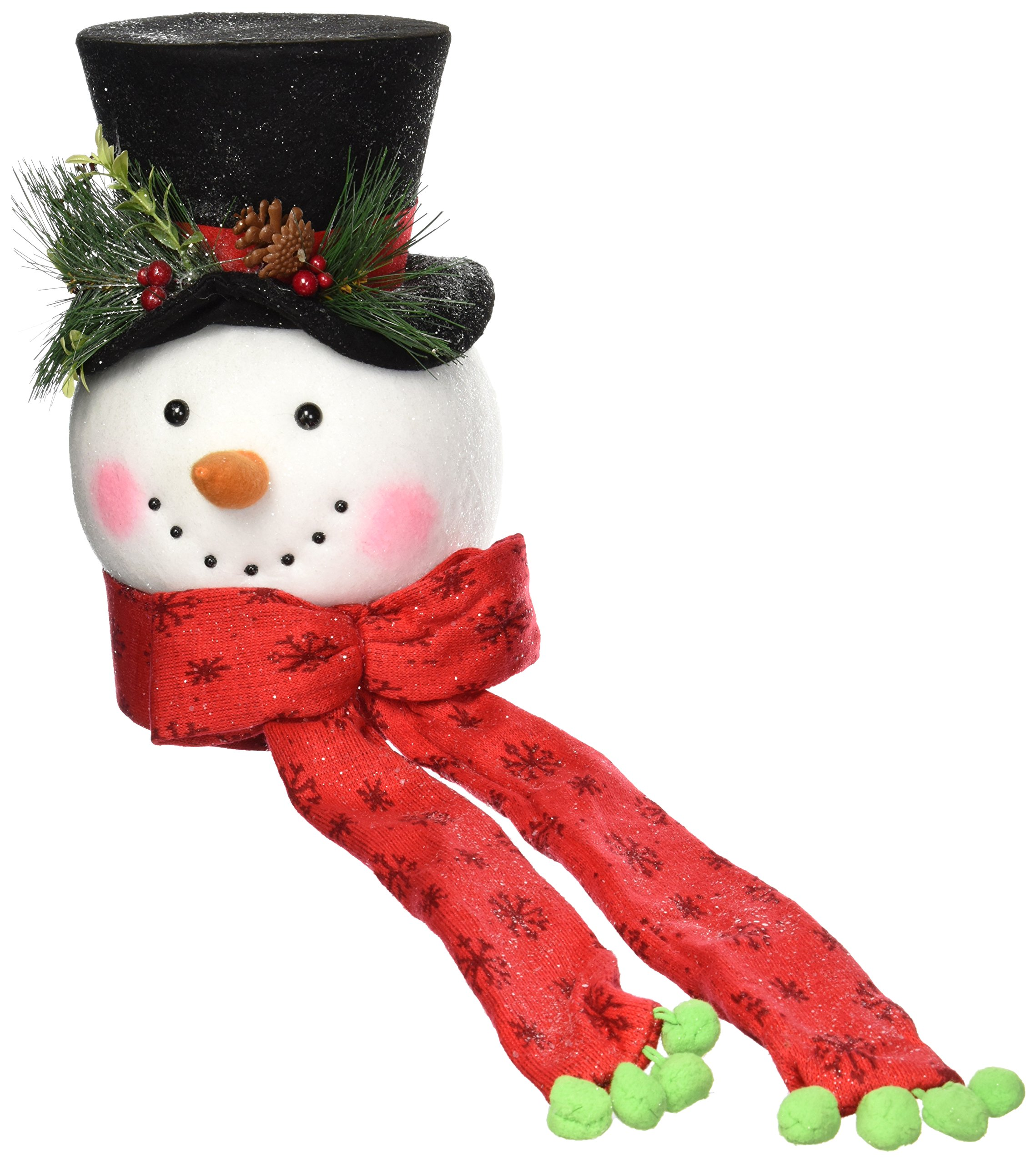 Burton & Burton Tree Topper Foam Snowman Head