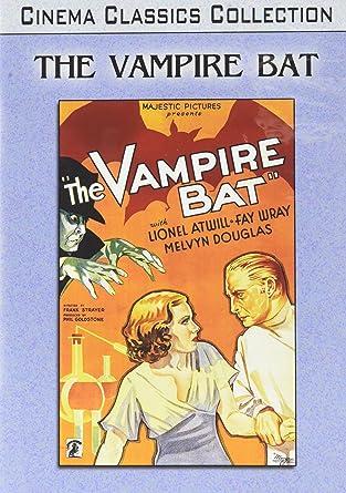 Amazoncom The Vampire Bat Lionel Atwill Fay Wray Melvyn Douglas
