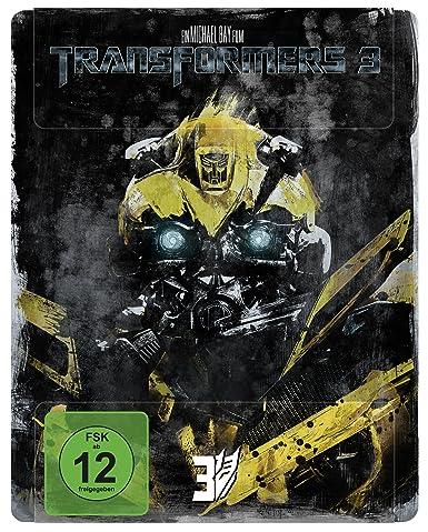 Transformers 3 - Blu-ray - Steelbook [Limited Edition]