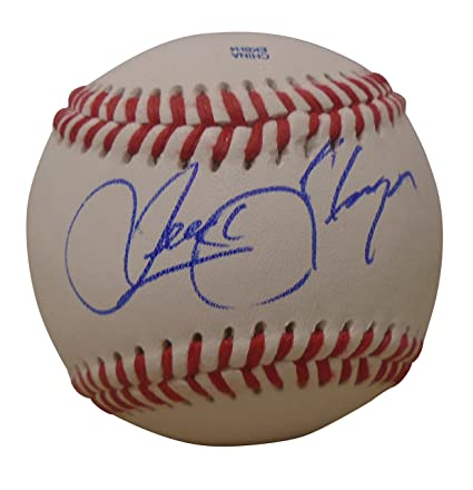 b5aba3049 Cleveland Indians Trayce Thompson Autographed Hand Signed Baseball with  Proof Photo of Signing and COA-