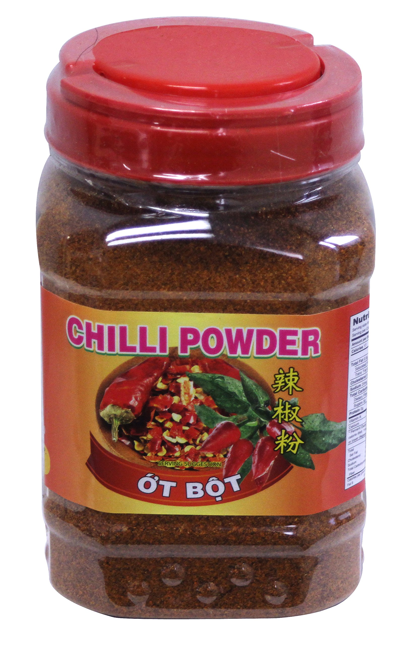 辣椒粉 Vietnam Red chile Chilli powder - 17.5 oz