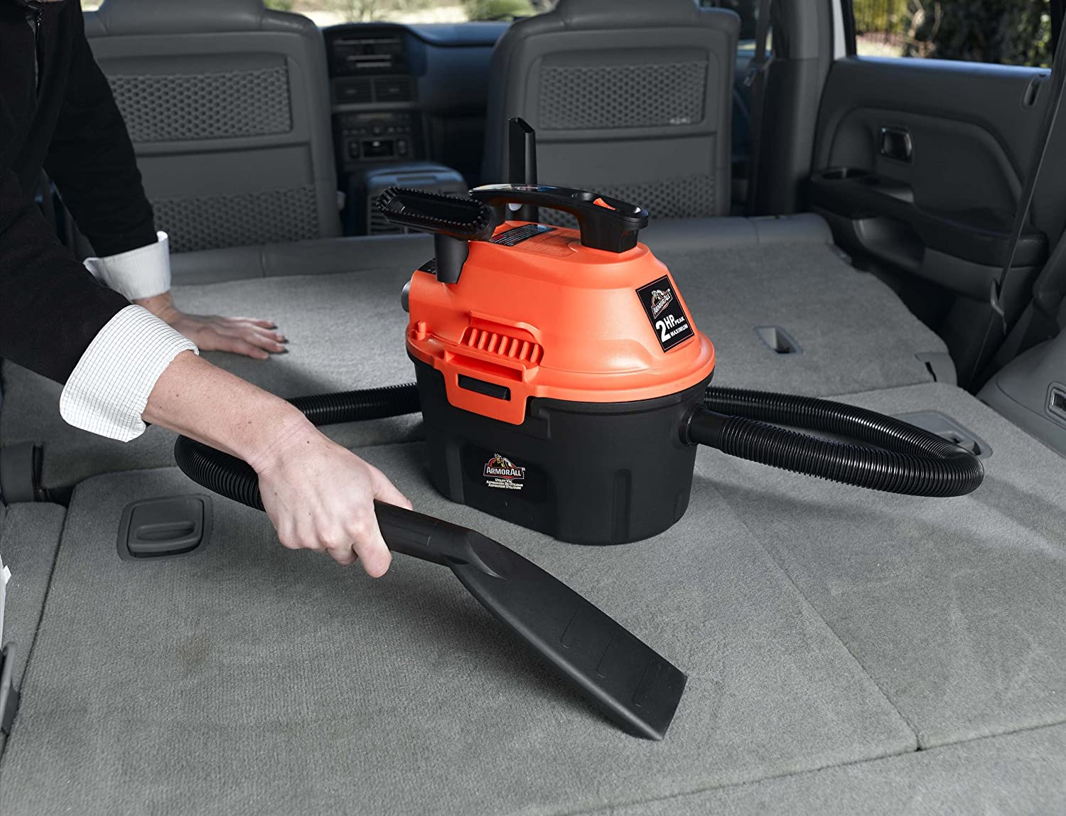 What is the best garage vacuum for Best garage floor cleaner
