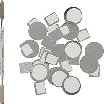 Amazon.com: Magnético de Metal Paleta pegatinas para ...