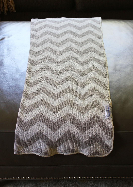 Amazon.com: ECO friendly algodón manta para bebé – Chevron ...