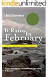 It Rains In February: A Wife's Memoir of Love and Loss (Dealing with depression, suicide, death, grief and loss)