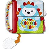 Skip Hop Explore and More Mix-and-Match Animal Activity Book, Multi