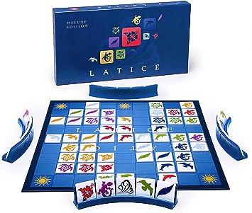 Adacio Latice Deluxe Juego de Mesa (descontinuado por Fabricante): Amazon.es: Juguetes y juegos