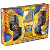 DISCONTINUED Pokemon Alolan Raichu Figure Collection TCG