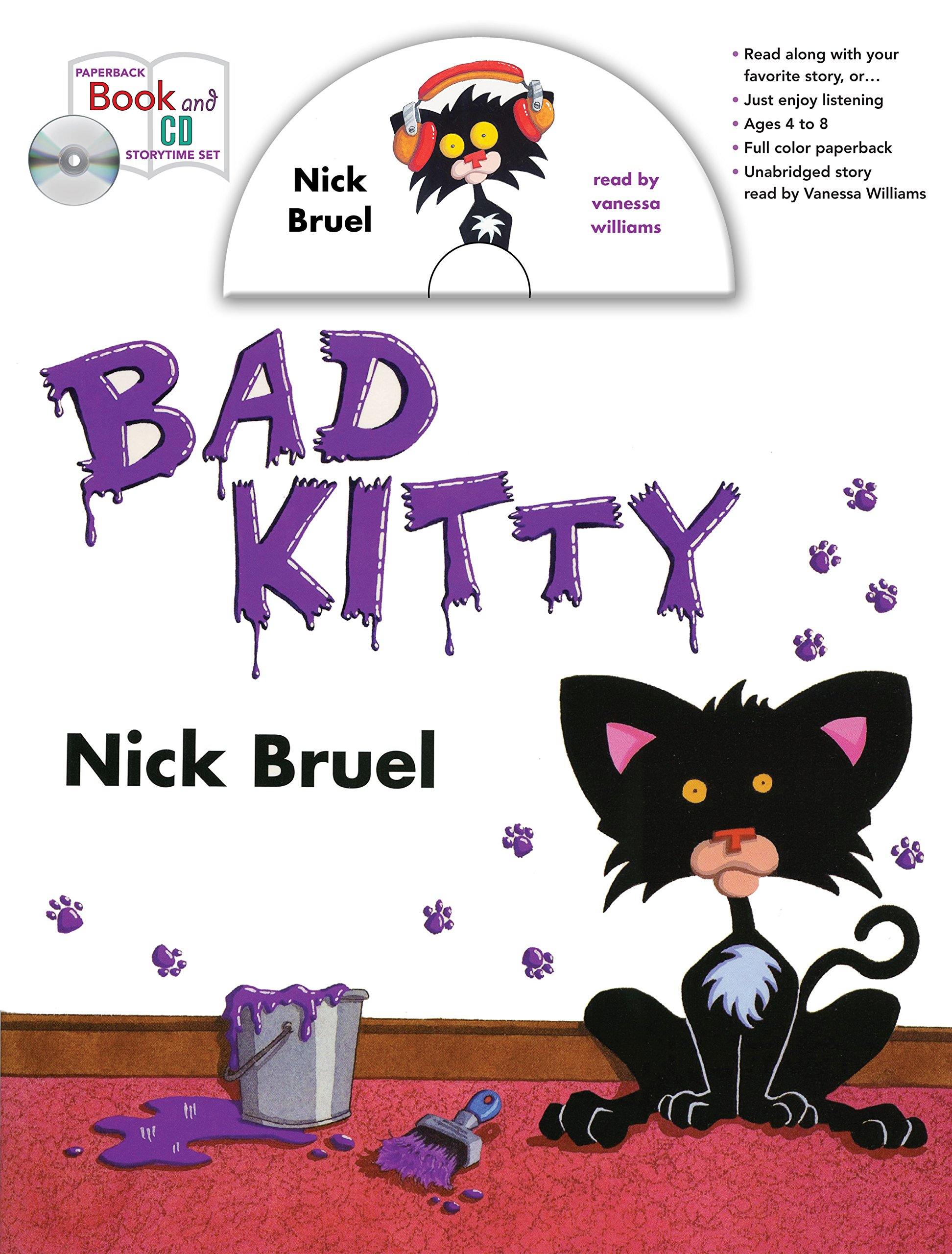 Bad Kitty Storytime Set (Macmillan Young Listeners Story Time Sets)