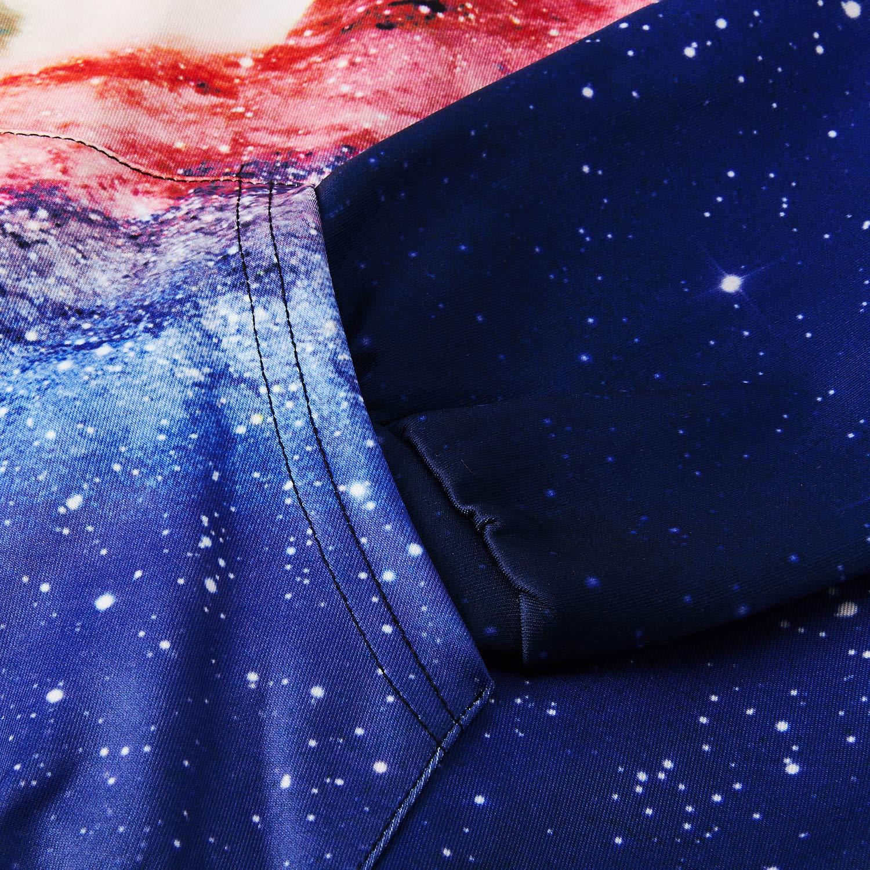 Funnycokid Unisexe b/éb/é nouveau-n/é pulls No/ël manteau /à manches longues en tricot Top Cardigans Costume Veste /à capuche pour gar/çons et filles