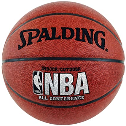 Amazon.com   Spalding 74-299 NBA All Conference Basketball 69b8969f41