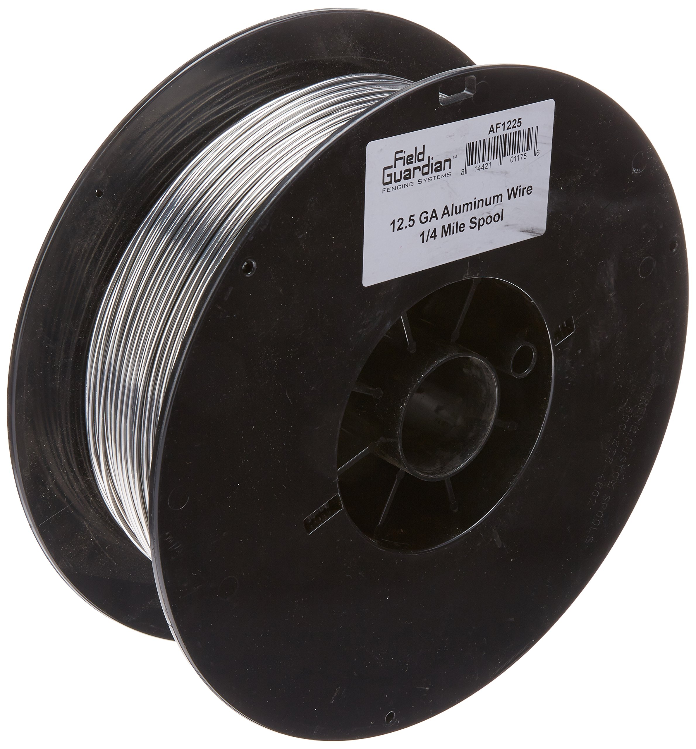 Field Guardian 12-1/2-Guage Aluminum Wire, 1/4 Miles by Field Guardian