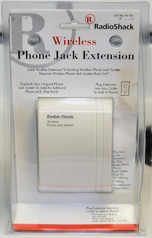 Radio Shack Wireless Phone Jack Extension