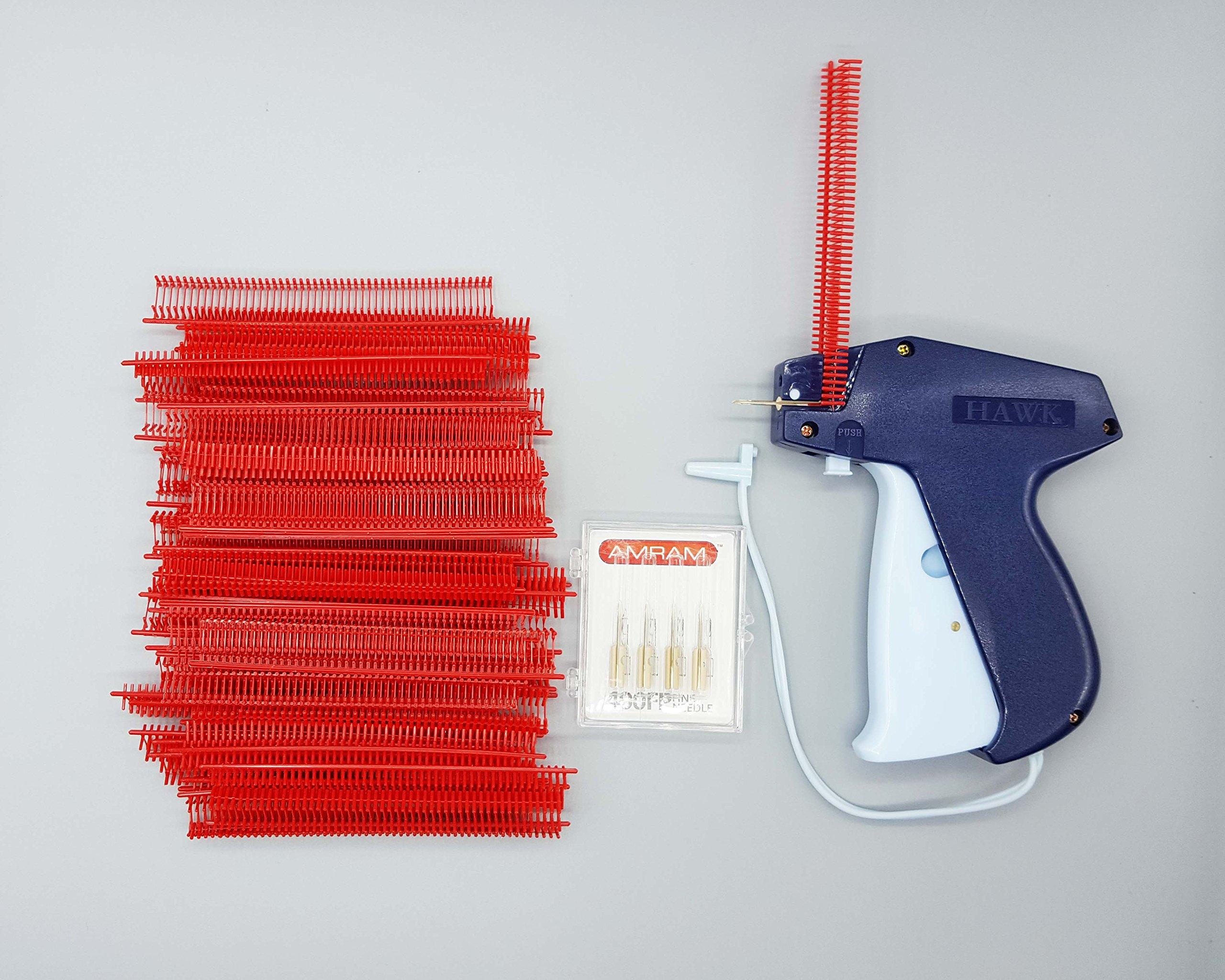 Amram Quilting Basting Gun BONUS KIT w/5 Needles & 3000 Pcs 3/8 ... : quilt basting gun - Adamdwight.com