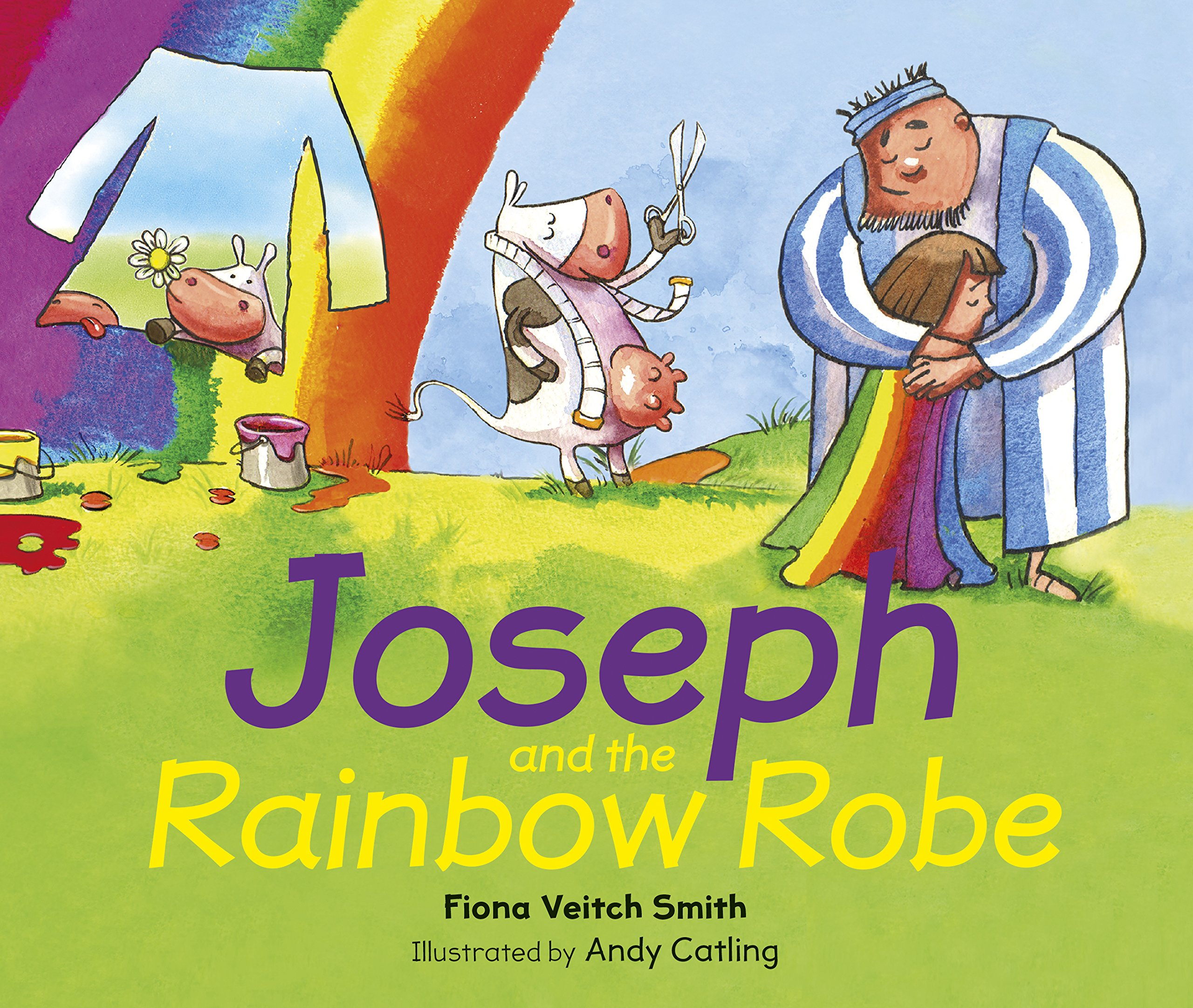 Download Joseph and the Rainbow Robe ebook