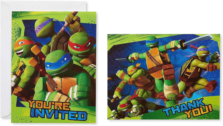 turtles thank you card ninja turtles thank you card ninja turtles thank you card ninja turtles card digital l