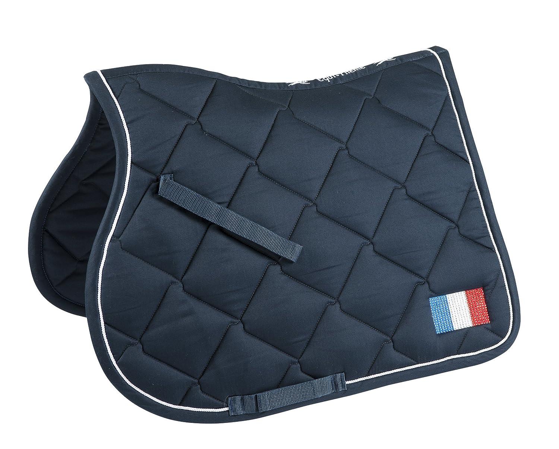 Equi-thème Tappeto di sella – chabraque Equestrian Team World, Francia