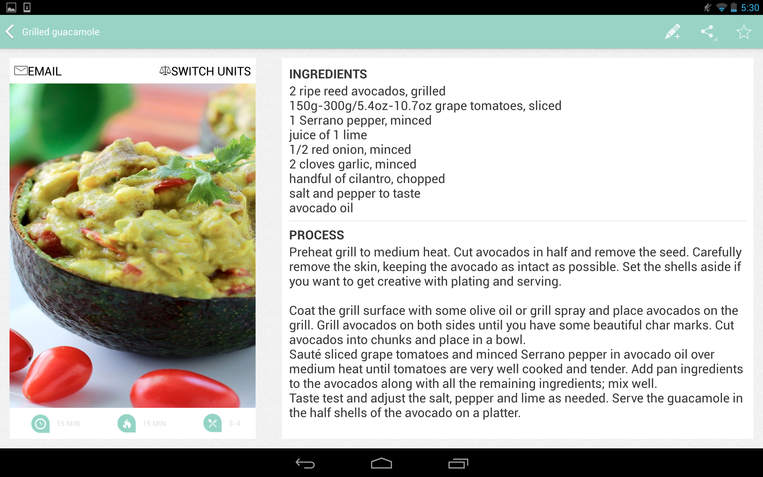 Amazon.com: Caveman Feast - Paleo Recipes: Appstore for Android