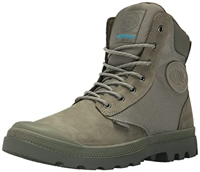Amazon.com  Palladium Men s Pampa Sport Cuff Wpn Rain Boot  Shoes 20fb0d149
