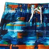 Boy's 2 Piece Rashguard Swim Set