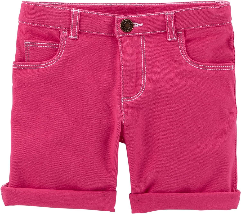 Carter's Girls' Stretch Skimmer Shorts