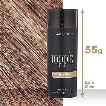 Toppik Fibras Capilares (Castaño Claro) - 55 gr.