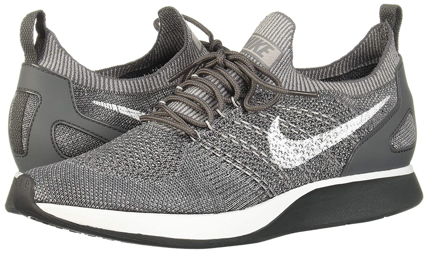 7862316f00b Amazon.com | Air Zoom Mariah Flyknit Racer 918264 009 Grey/White ...