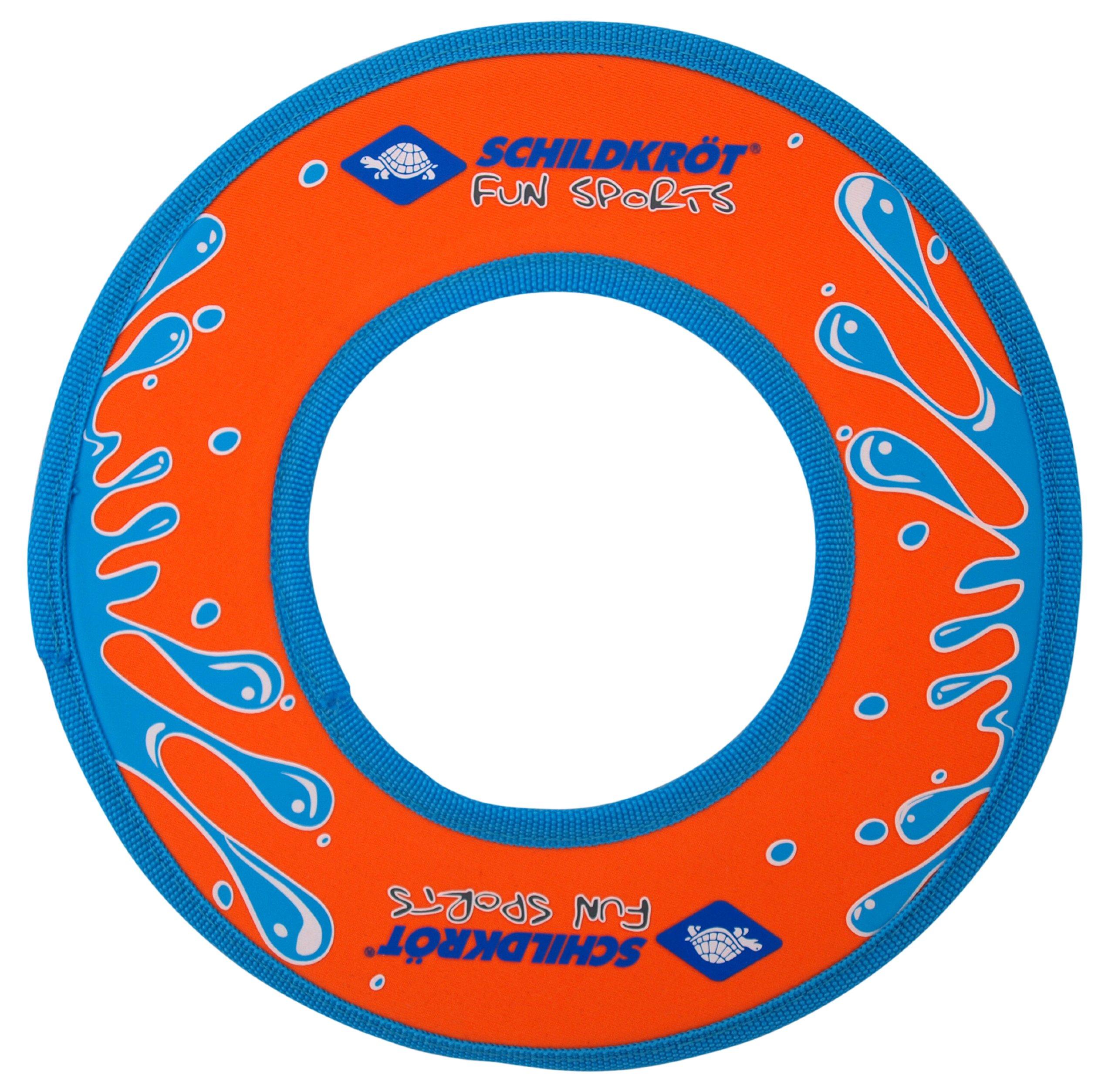 Schildkröt Neopren Ring, Wurfring, Ø 24cm, präziser Flug, wählbar, im Blister product image