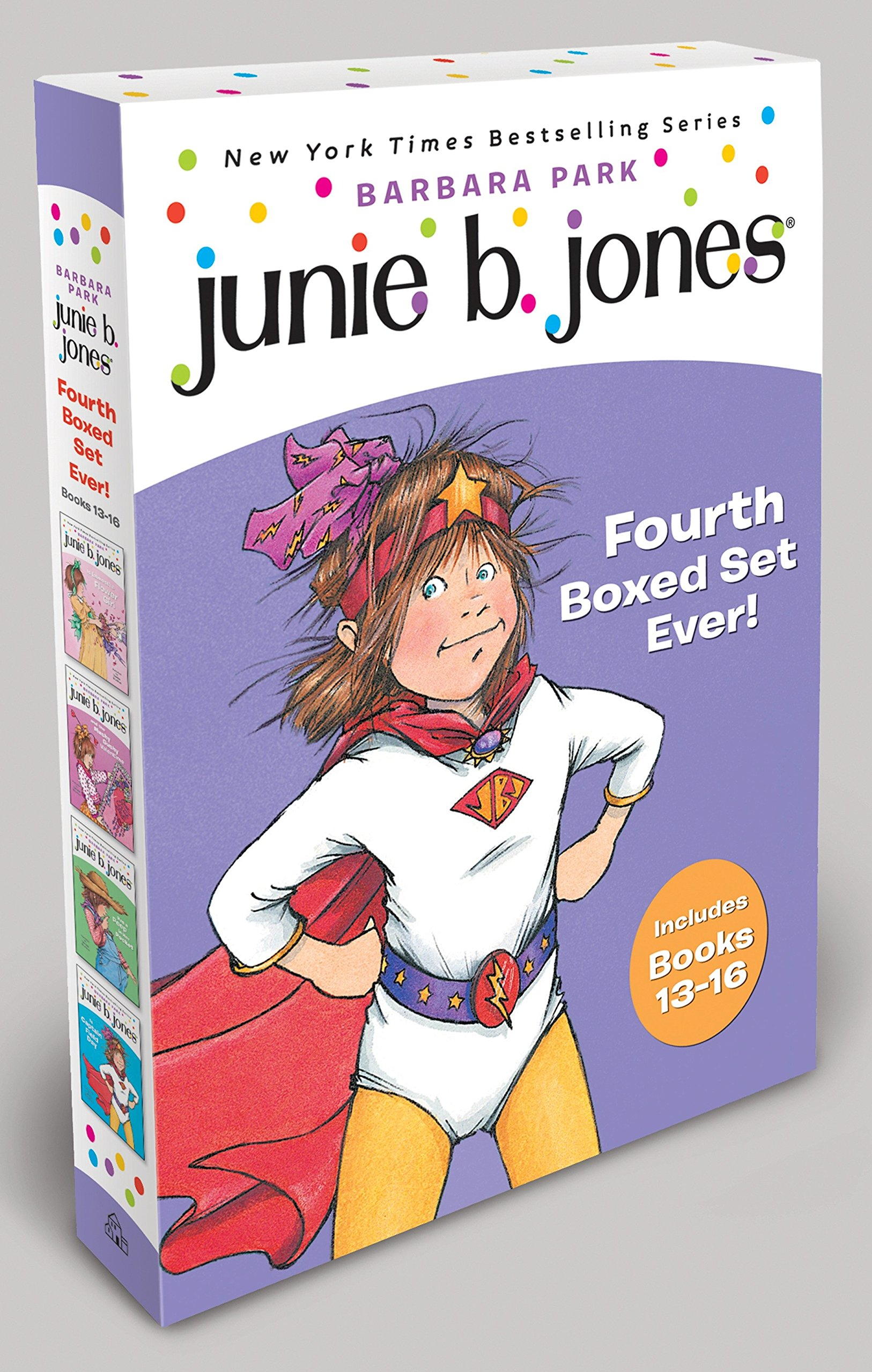 Junie Joness Fourth Boxed Books product image