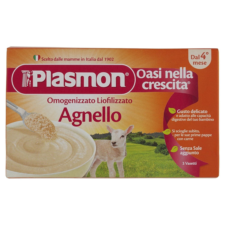 Plasmon Freeze-dried Lamb Meal (30g) 70181300