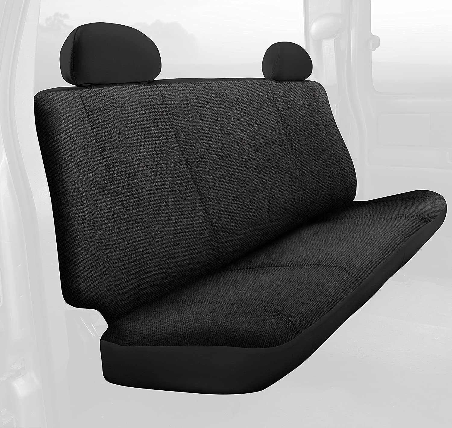 Rear Split Seat 60//40//Saddle Blanket Fia TRS42-7 GRAY TRS40 Solid Wrangler Solid Gray Seat Cover