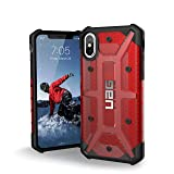 UAG iPhone XS / X Plasma Feather-Light Rugged [MAGMA] Military Drop Tested iPhone Case