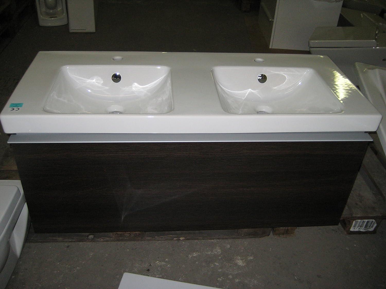 Doppelwaschtisch inkl. Unterschrank 120cm Serie Reach bestellen