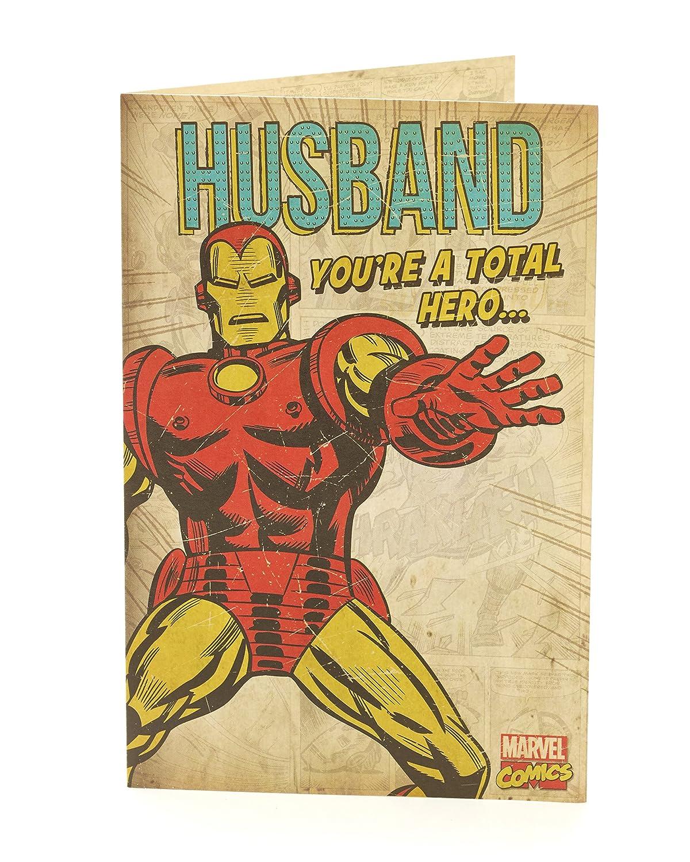 Hanson White 348148-0-1 Marvel Avengers Iron Man Husband ...