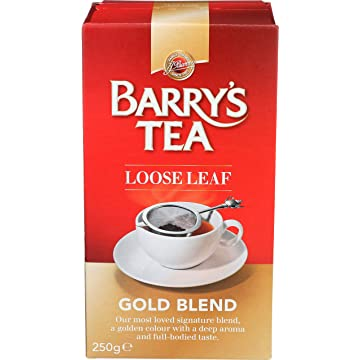 powerful Barry's Gold Blend