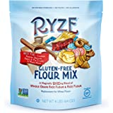 RYZE Gluten Free Flour - Two Ingredients, No Additives, Cup-for-Cup Replacement, Blue Bag 4lbs