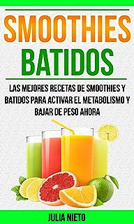 Batidos Y Zumos Energeticos Y Saludables (El Rincón Del Paladar ...
