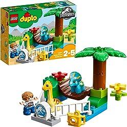 LEGO DUPLO Jurassic World Minizoo - Gigantes Mansos (10879)