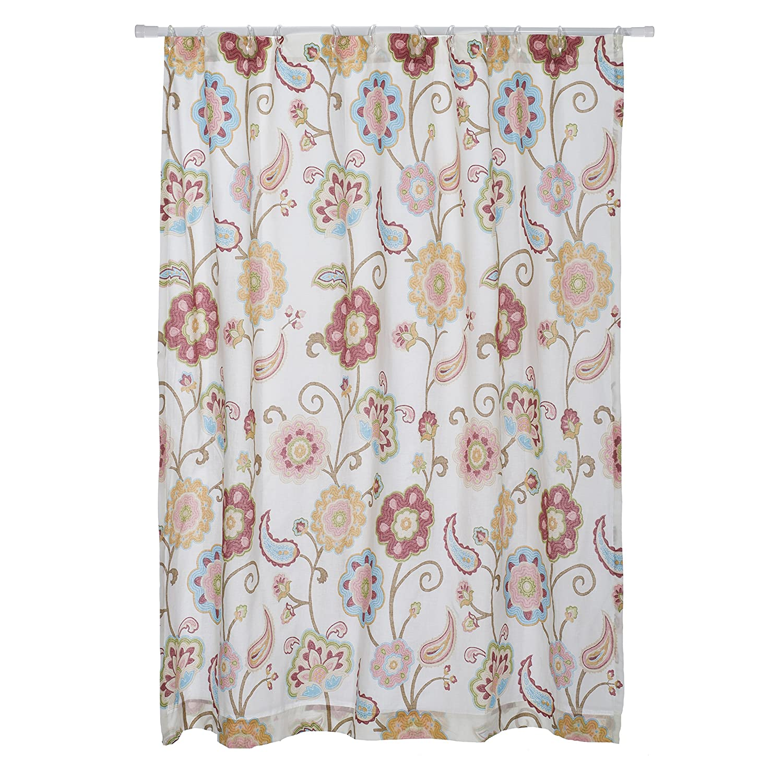 Amazon Ashbury Spring Shower Curtain Home Kitchen