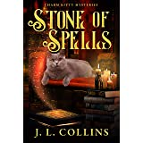 Stone of Spells (Charm Kitty Mysteries Book 1)