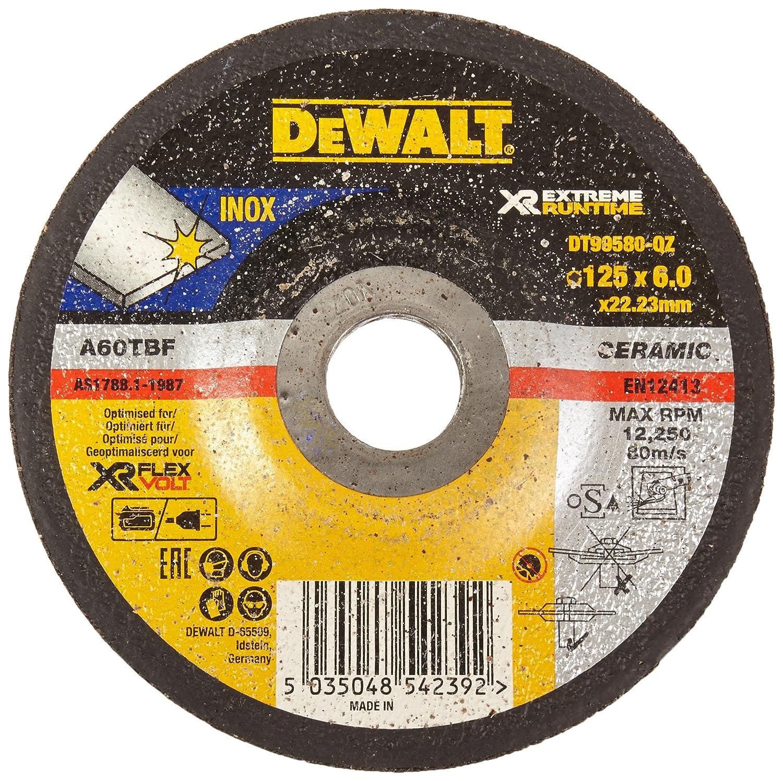DeWalt Disco de corte 1/pieza DT42340TZ 0 wattsW 0 voltsV