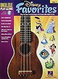 Disney Favorites: Ukulele Play-Along Volume 7 Book & Online Audio