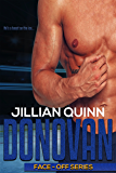 Donovan: Standalone Hockey Romance (Face-Off Series Book 3)