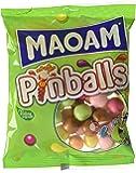 Haribo Maoam Pinballs 160 g (Pack of 12)