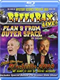 RiffTrax: Plan 9 From Outer Space LIVE! Nashville 2009 Blu-ray