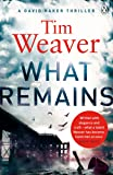 What Remains: David Raker Novel #6